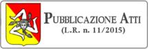 Pubblicazione Atti L.R. 11/2015